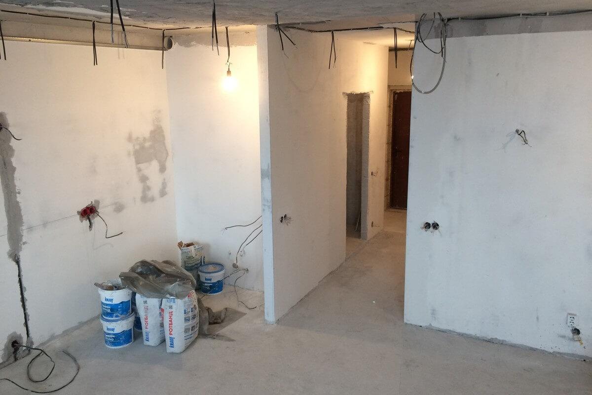 Независимая экспертиза ремонта квартиры (фото квартиры)