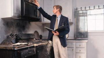 Для чего нужна экспертиза квартиры после пожара