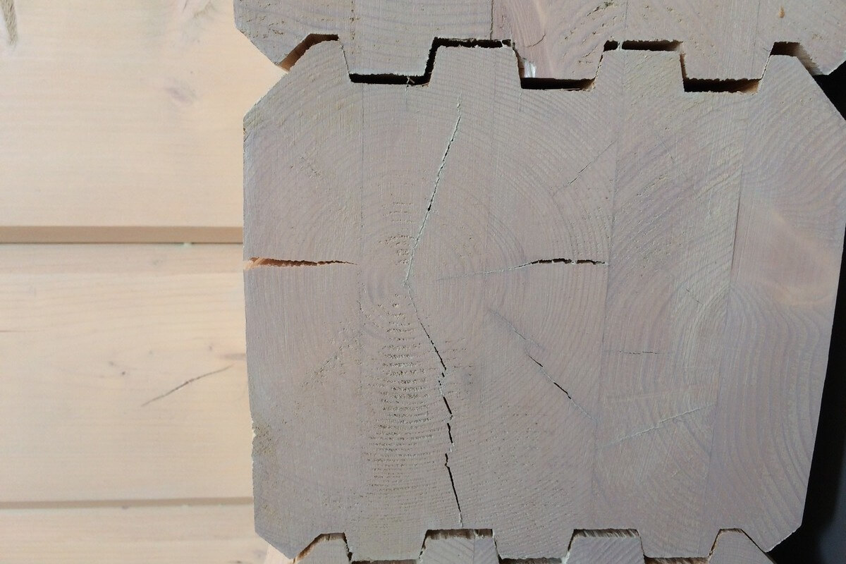 Экспертиза деревянного дома (фото дома)