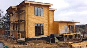 Экспертиза деревянного дома для суда