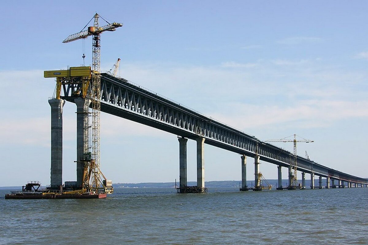 Экспертиза мостов (фото моста)