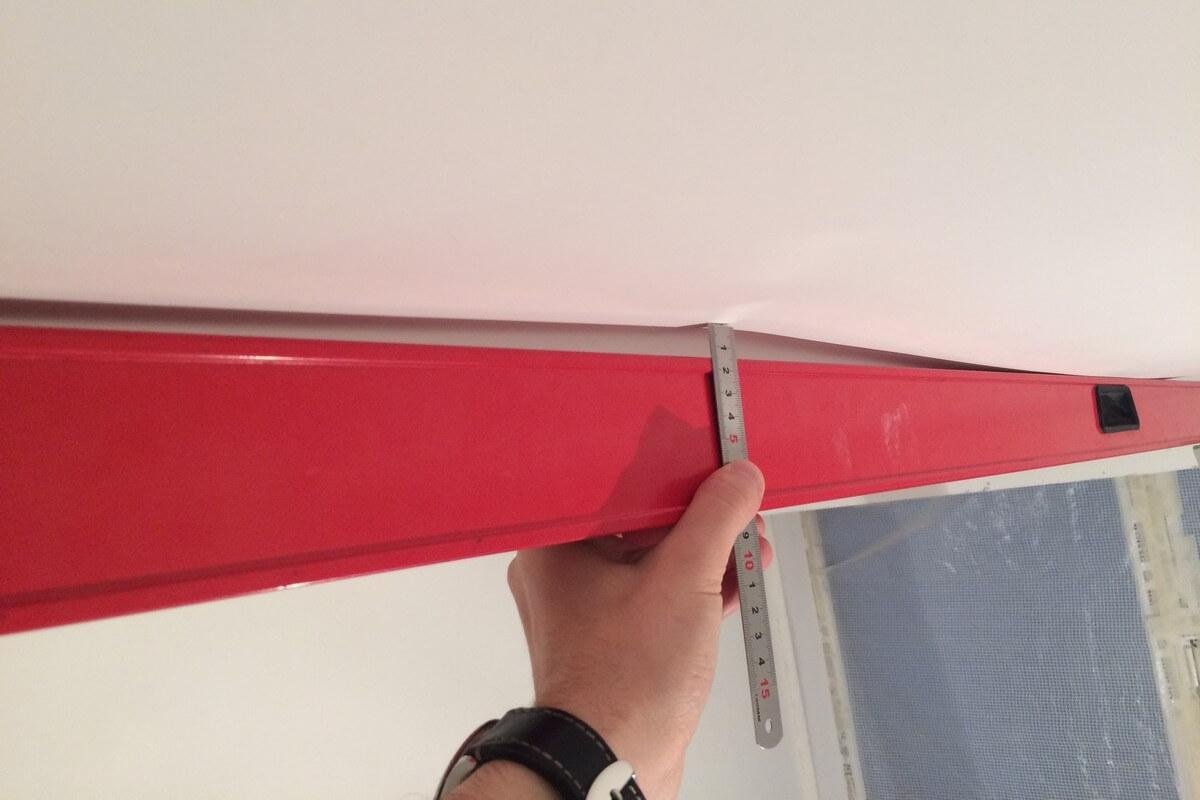 Экспертиза потолка (фото)