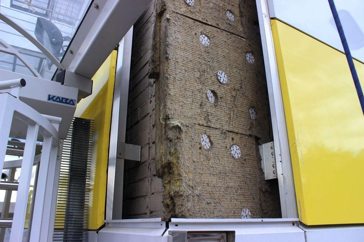 Экспертиза стен и перекрытий (фото)
