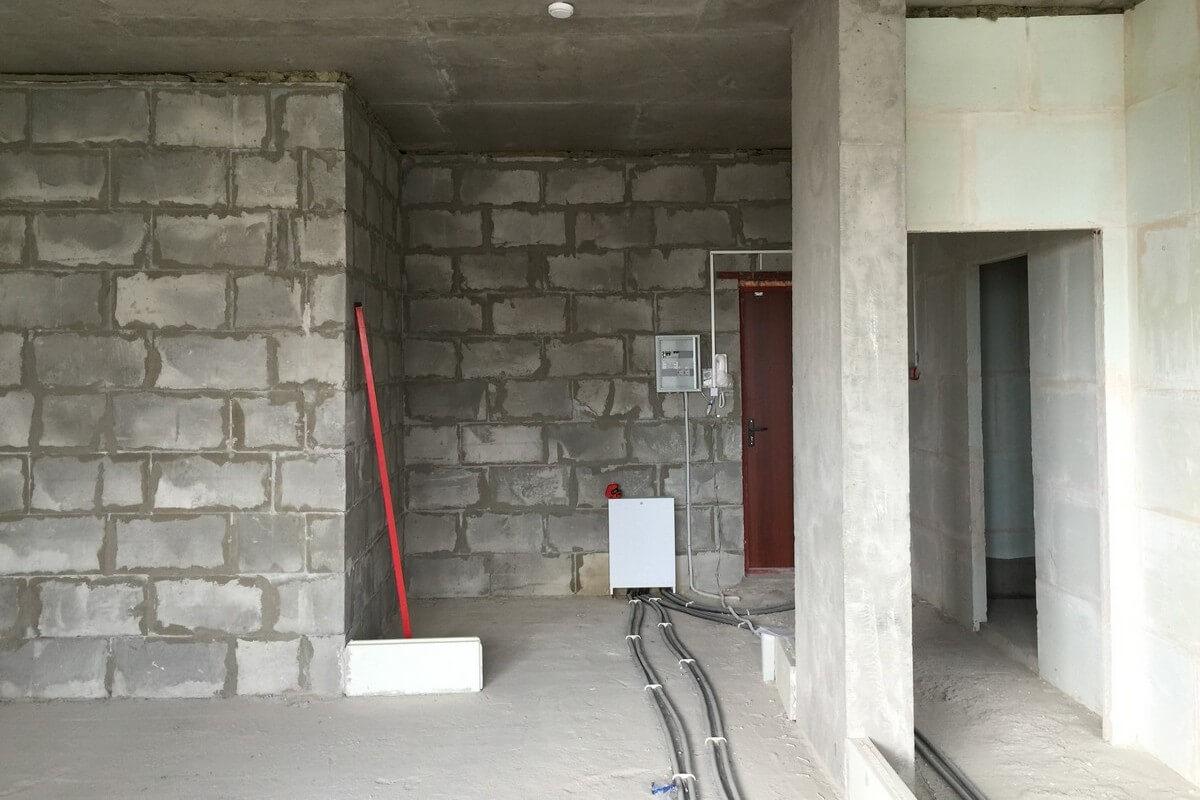 Приемка в эксплуатацию квартиры (фото квартиры)