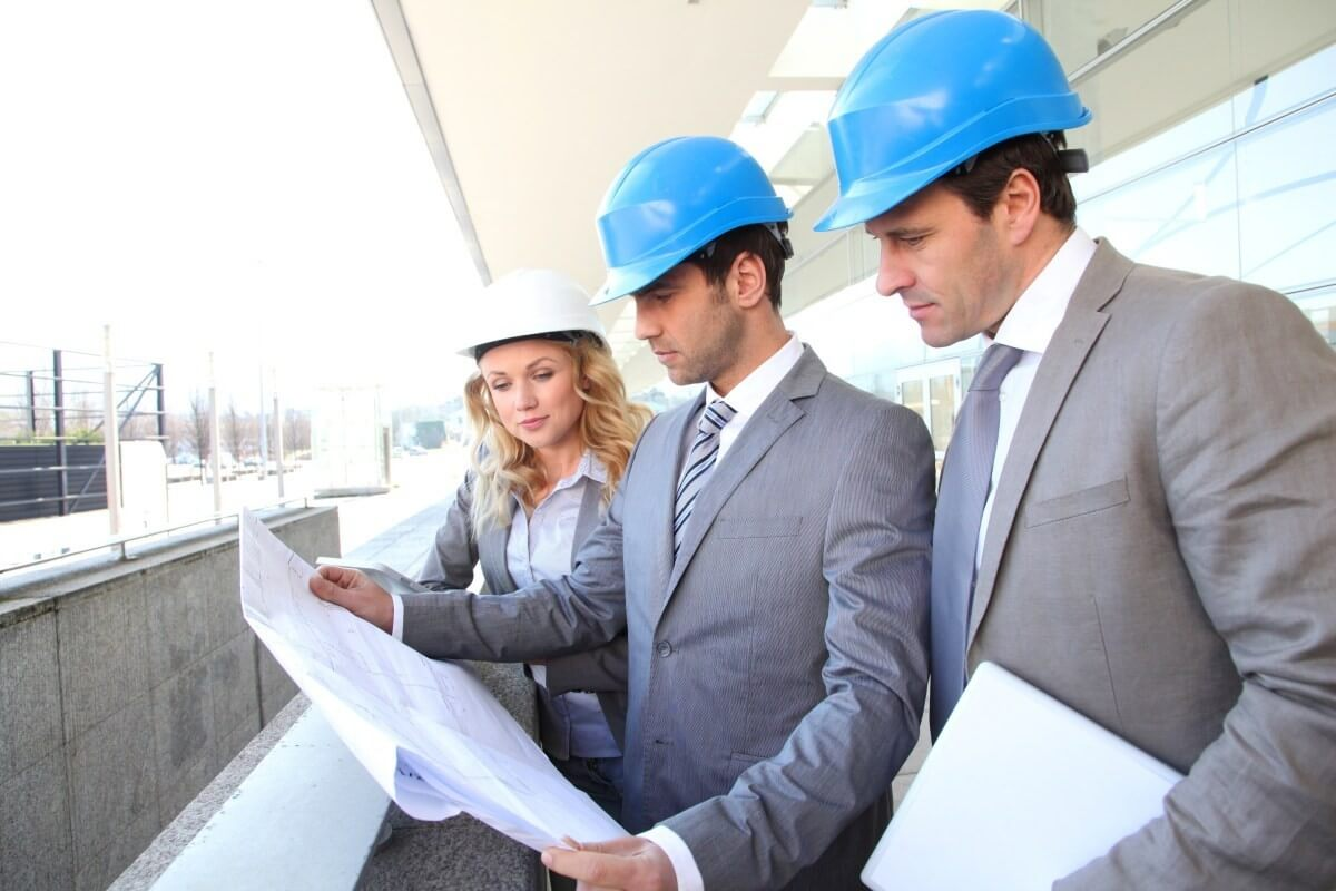 Приемка зданий в эксплуатацию (фото)