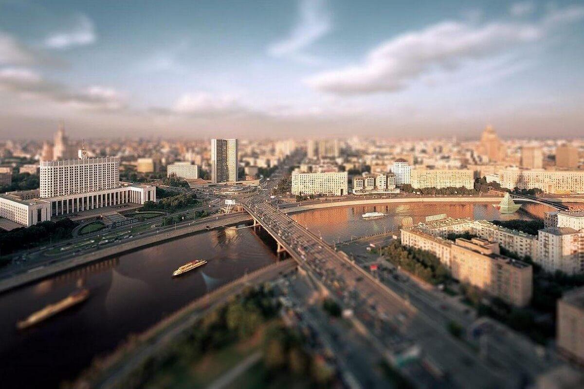 Технадзор в Москве (фото города)