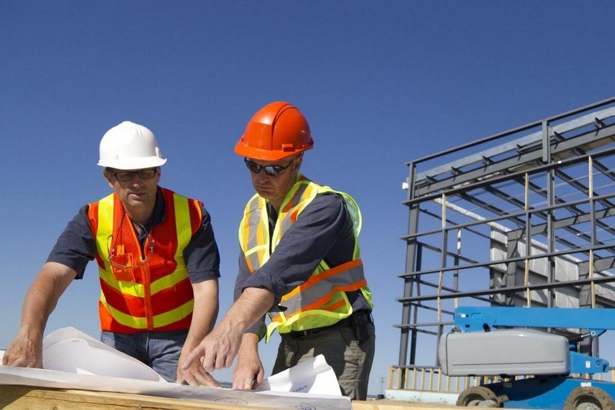 Техническая экспертиза строительных работ (фото)