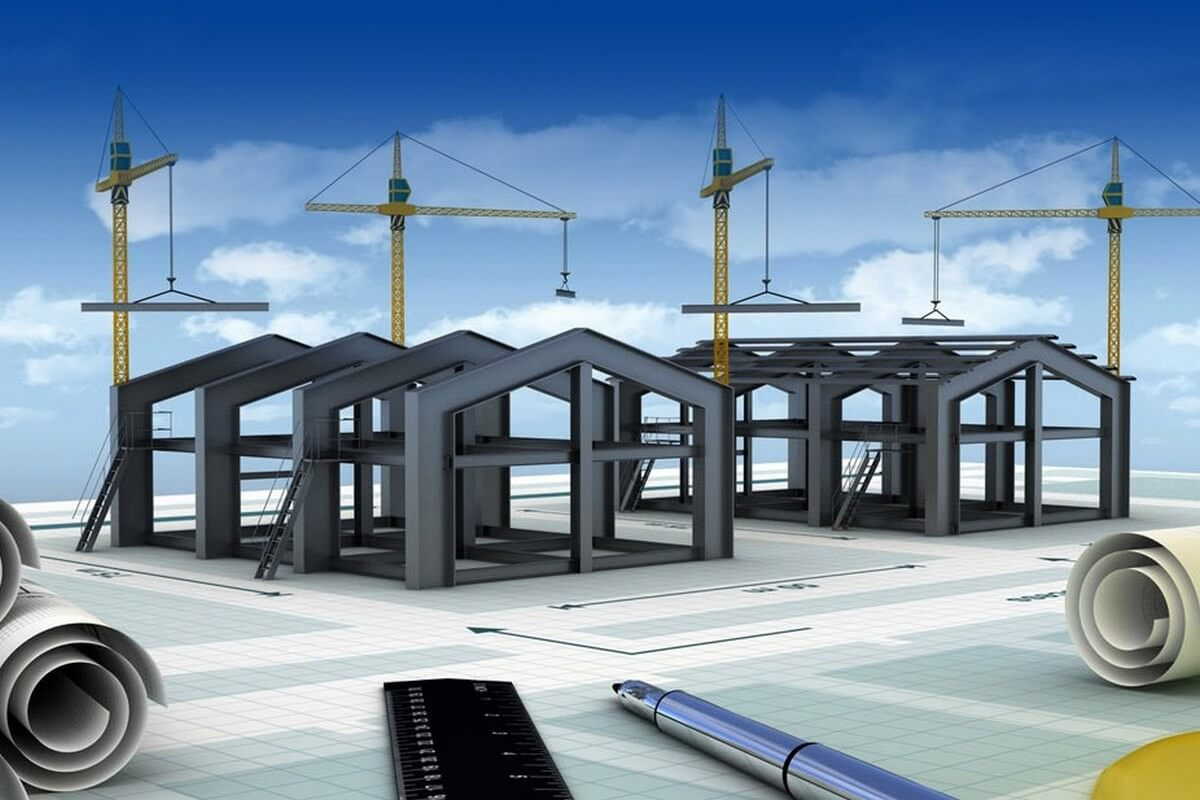 Техническое обследование зданий и сооружений (рисунок)