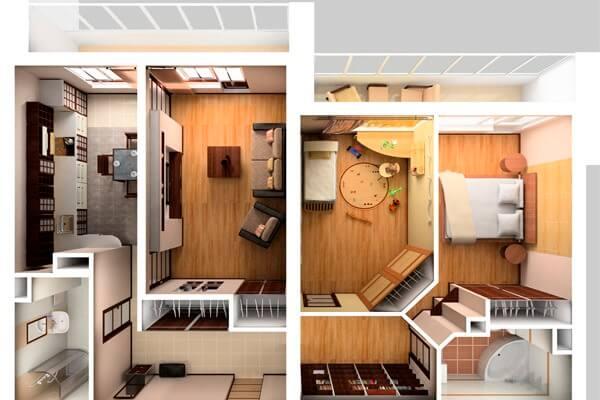 Зачем нужна перепланировка квартиры? (фото)