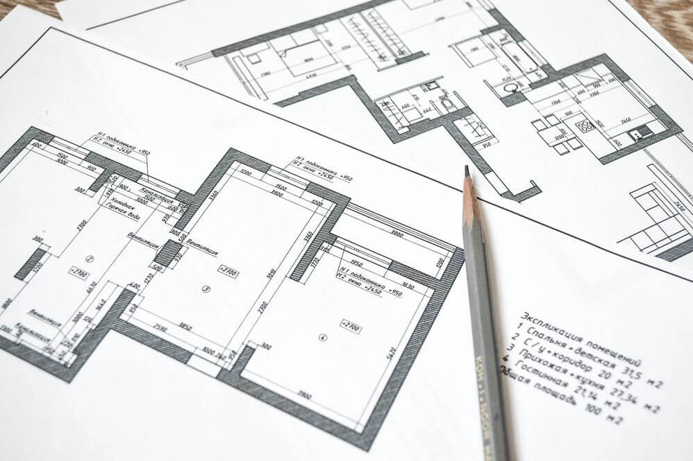 Чего можно добиться перепланировкой дома? (фото чертежей)