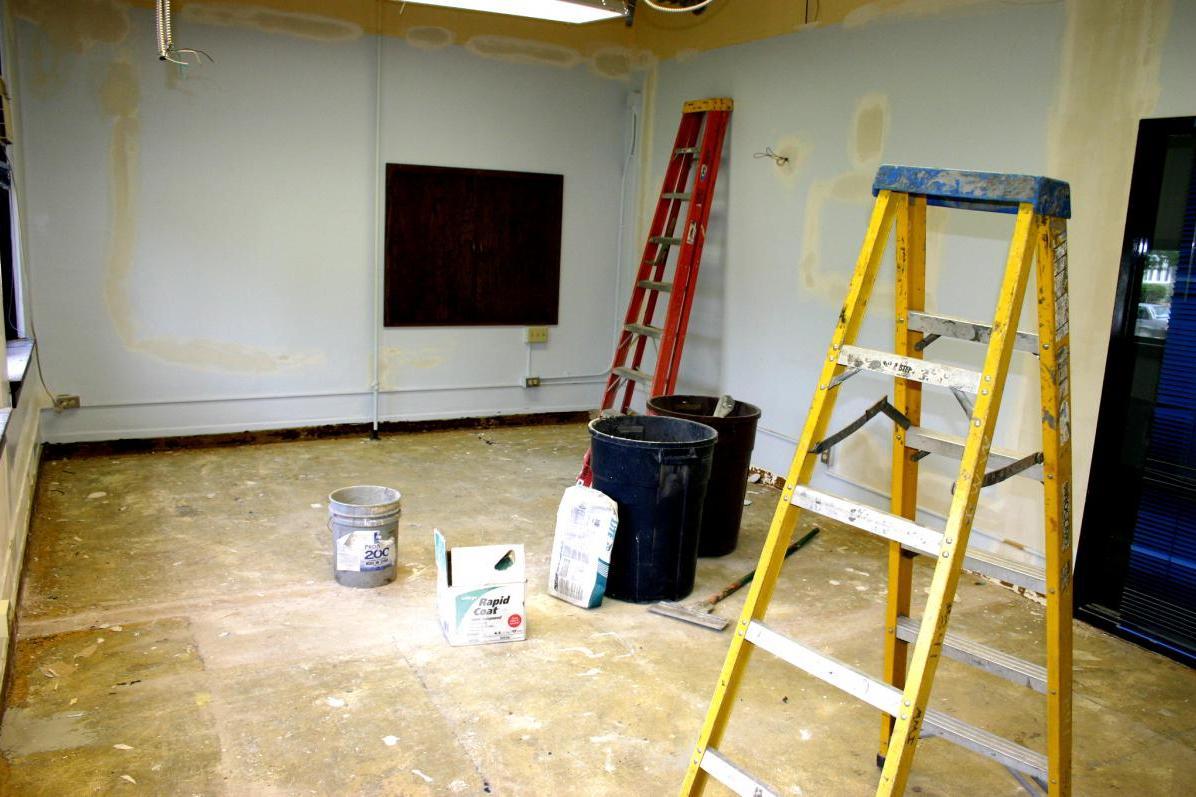 Экспертиза ремонтных работ (фото ремонта)