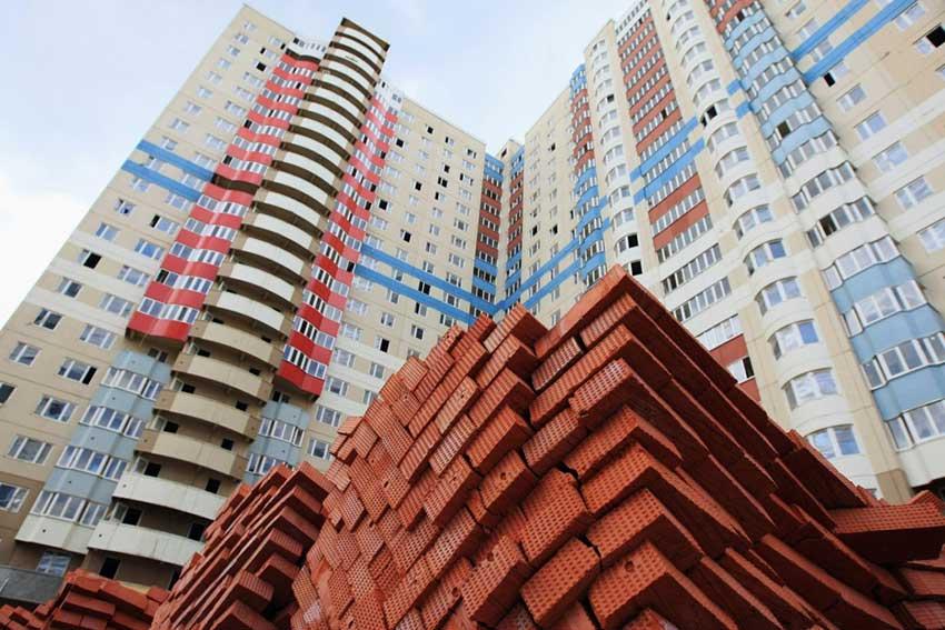 Экспертиза квартиры (Косино). Фото многоэтажного дома