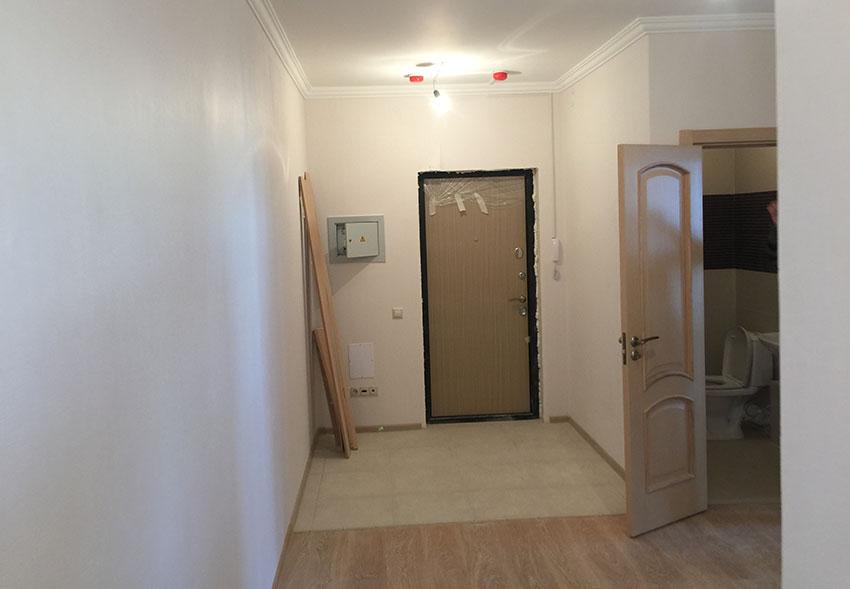Строительная экспертиза ремонта квартиры в Косино (фото объекта)