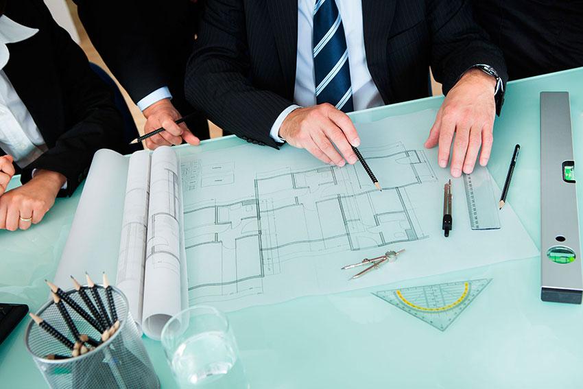 Экспертиза проектов строительства (фото)