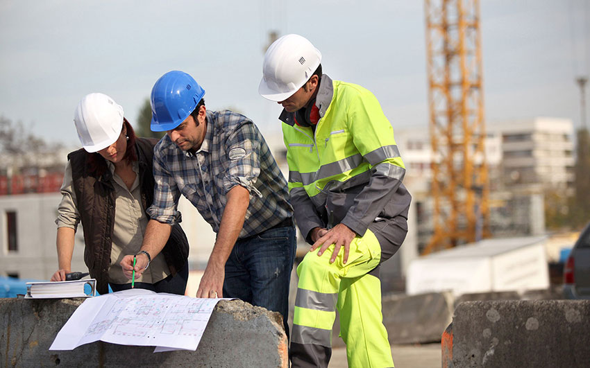 надзор за строительством объекта