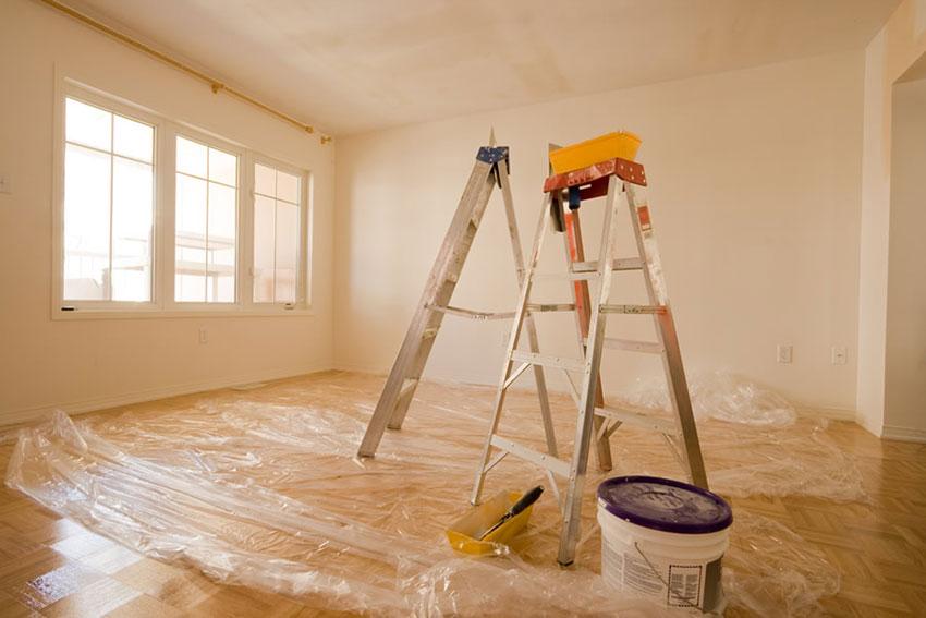 Оценка восстановительного ремонта. Фото квартиры