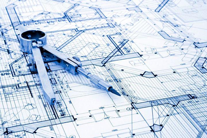 Проектирование недвижимости (рисунок)