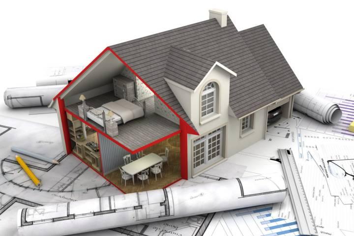 Архитектурно-строительное проектирование (рисунок)