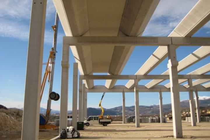 Проектирование бетонных конструкций. Фото конструкции