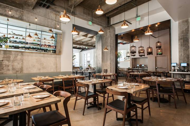 Проектирование ресторанов. Фото ресторана