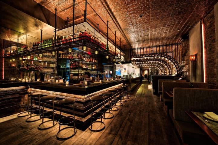 Проектирование баров. Фото бара