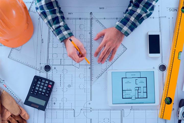 Инженерное проектирование зданий (фото)