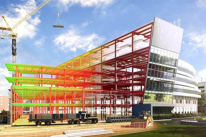 Проектирование архитектурных объектов (фото)