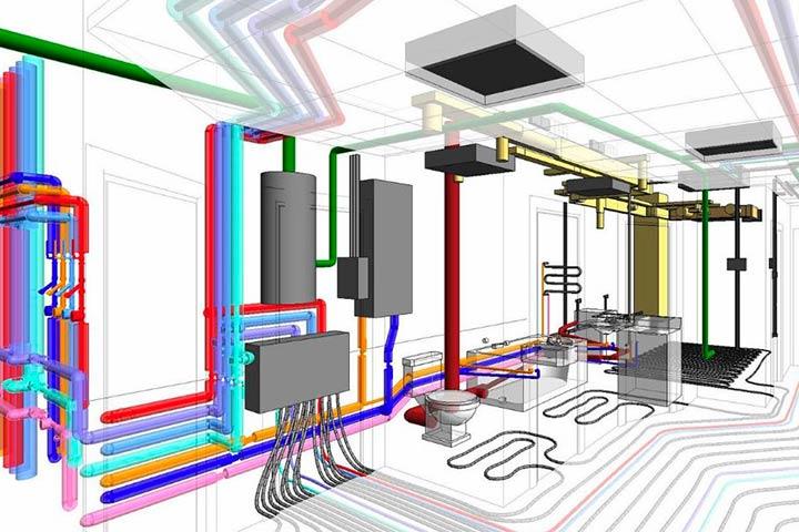 Проектирование внутренних систем (фото)
