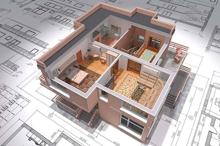 Проектирование квартир (фото)