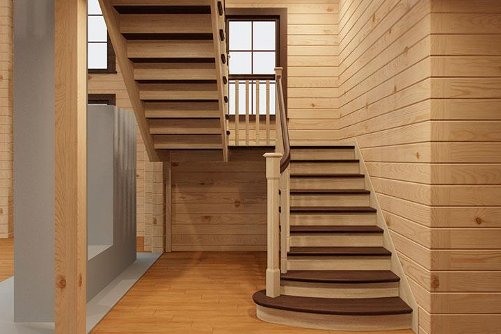 Проектирование лестниц (фото)